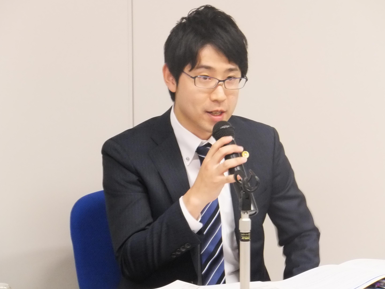 弁護士 川島一殻